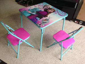 Activity / Study Table and Chairs' Set for Sale in Malden, MA