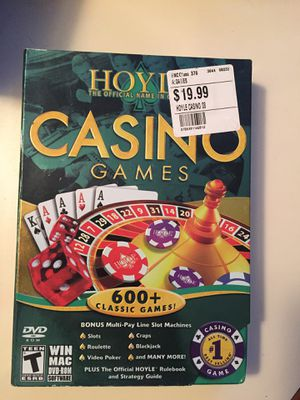 HOYD Casino Games DVD-ROM Software for Sale in Fort Washington, MD