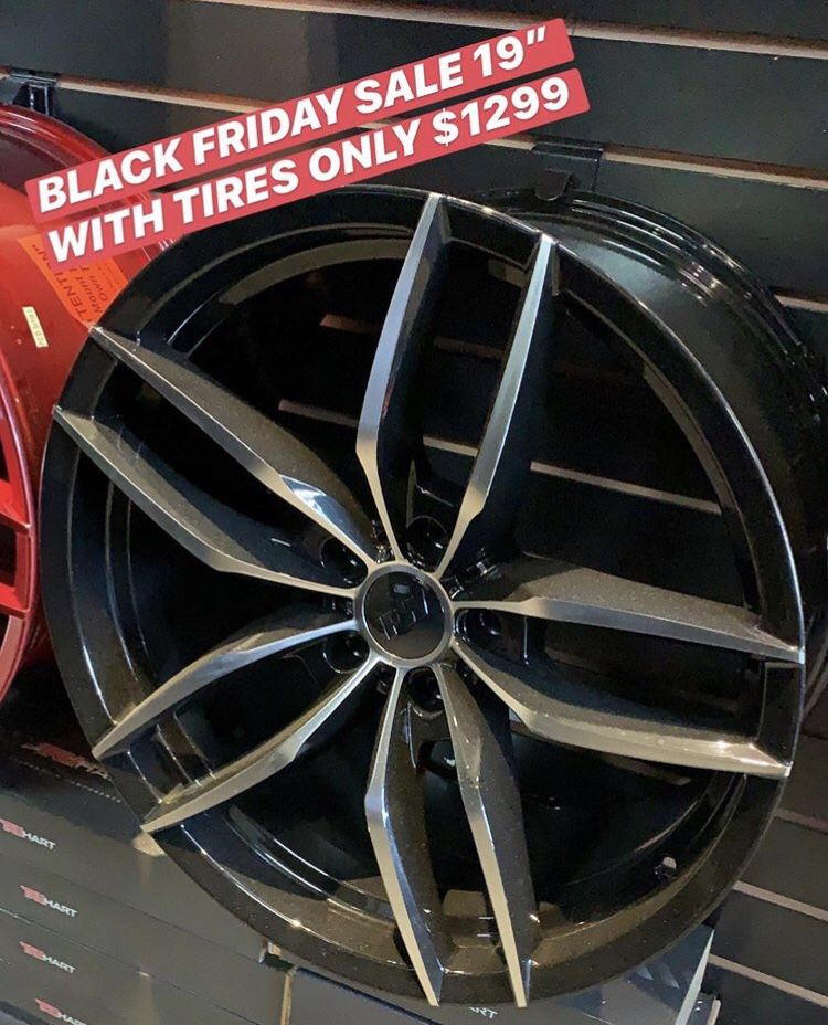 Black Friday deals IPW Wheels ( No Credit Check Finance Available Only $40 Down )