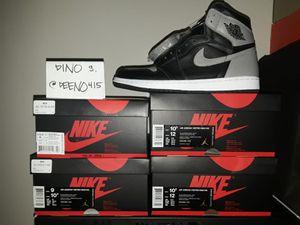 """Jordan 1 Retro High OG """"Shadow"""" sz 6y sz 10.5 for Sale in San Francisco, CA"""