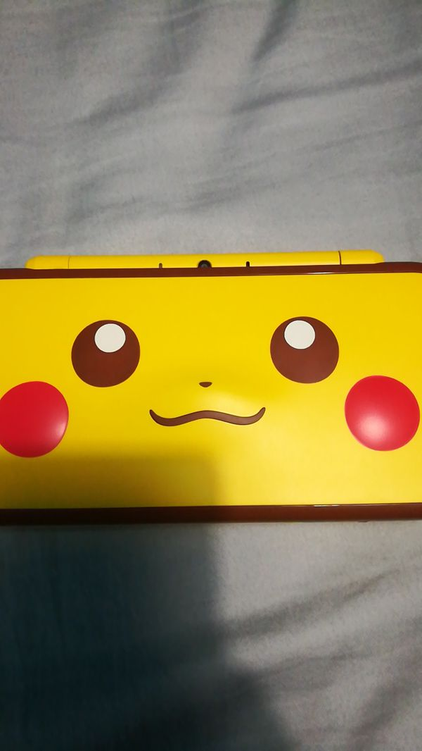 Pikachu 2ds xl for Sale in Tulsa, OK - OfferUp