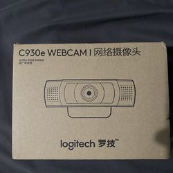 Logitech C930e Webcam - HD - Black Thumbnail