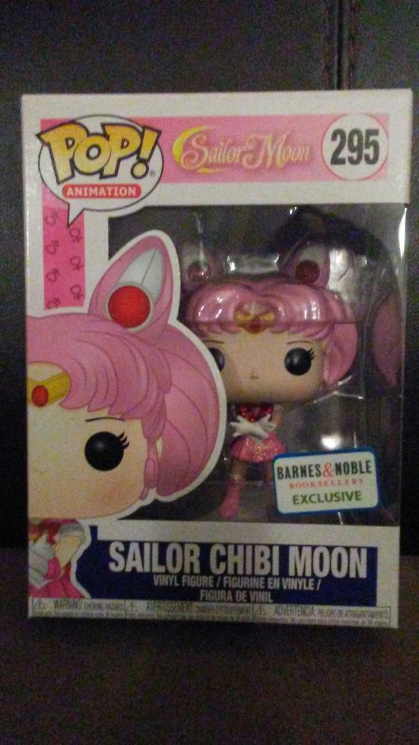 sailor chibi moon funko pop for sale in goodyear az offerup