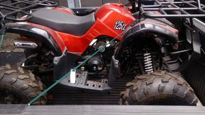 125cc kids 4 wheeler for Sale in Baytown, TX