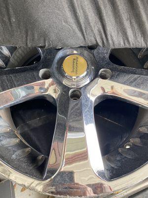 """Photo 22"""" Toyota Tundra wheels"""