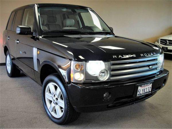 2005 Range Rover For Sale >> 2005 Land Rover Range Rover For Sale In Rancho Cordova Ca