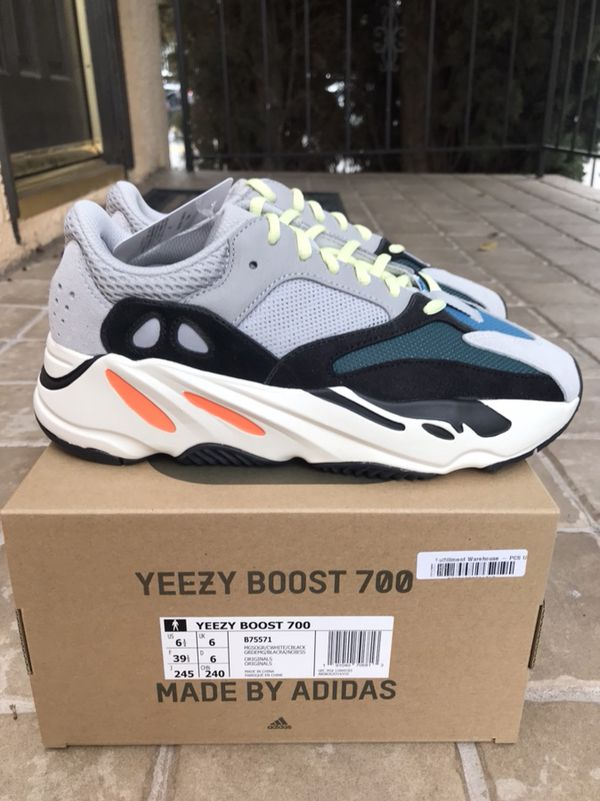 reputable site fb986 94af6 adidas Yeezy Boost 700 Wave Runner Men 6.5 / Women 7.5 for Sale in Los  Angeles, CA - OfferUp