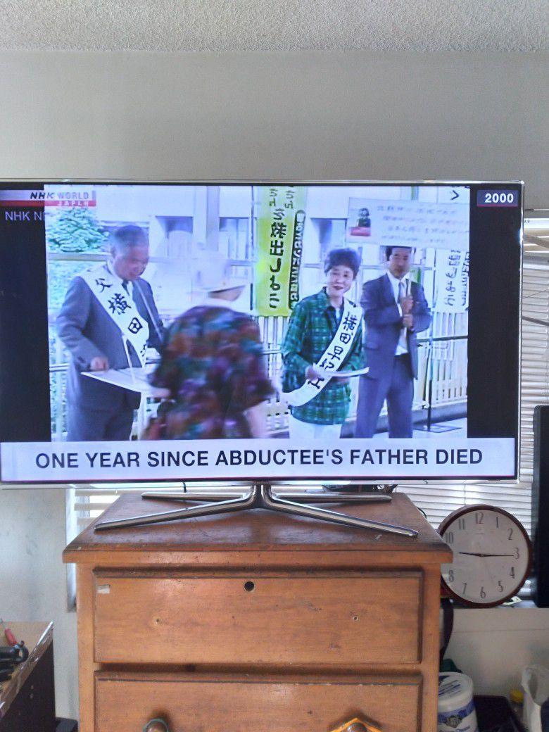 **55** Samsung Smart  TV