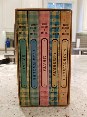 5 book box set for Sale in Houston, TX