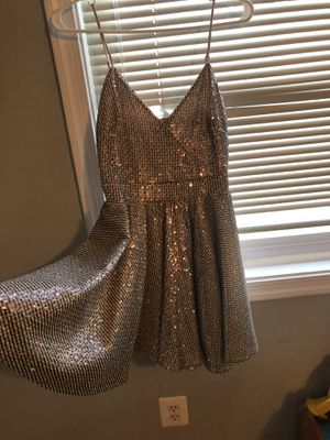 Bebe sequin party cocktails dress for Sale in Springfield, VA