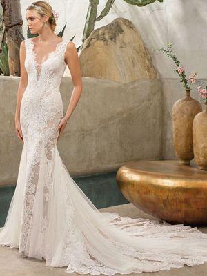 Beautiful Savannah Wedding Dress By Casablanca Bridal For In Glendale Az