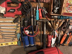 Tool bag full of tools 50$ for Sale in Tacoma, WA