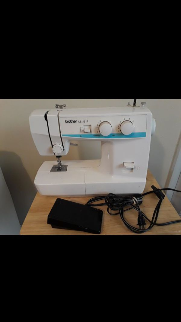 Brother LS40 Sewing Machine Home Garden In Tampa FL OfferUp Beauteous Sewing Machine Brother Ls 1217