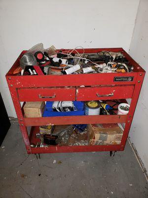 matco tool cart for Sale in Lauderhill, FL