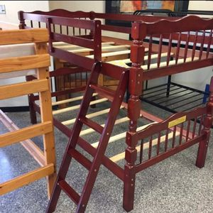 Brand new twin over twin bunk bed for Sale in Silver Spring, MD