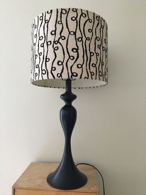 New and used lamp shades for sale in clermont fl offerup lamp nearly new cute shade for sale in orlando fl aloadofball Images