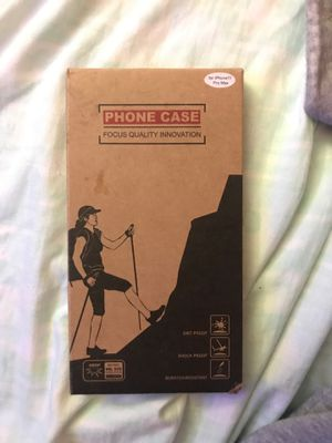 Photo Never used iPhone 11 Pro Max case (built-in screen protector )