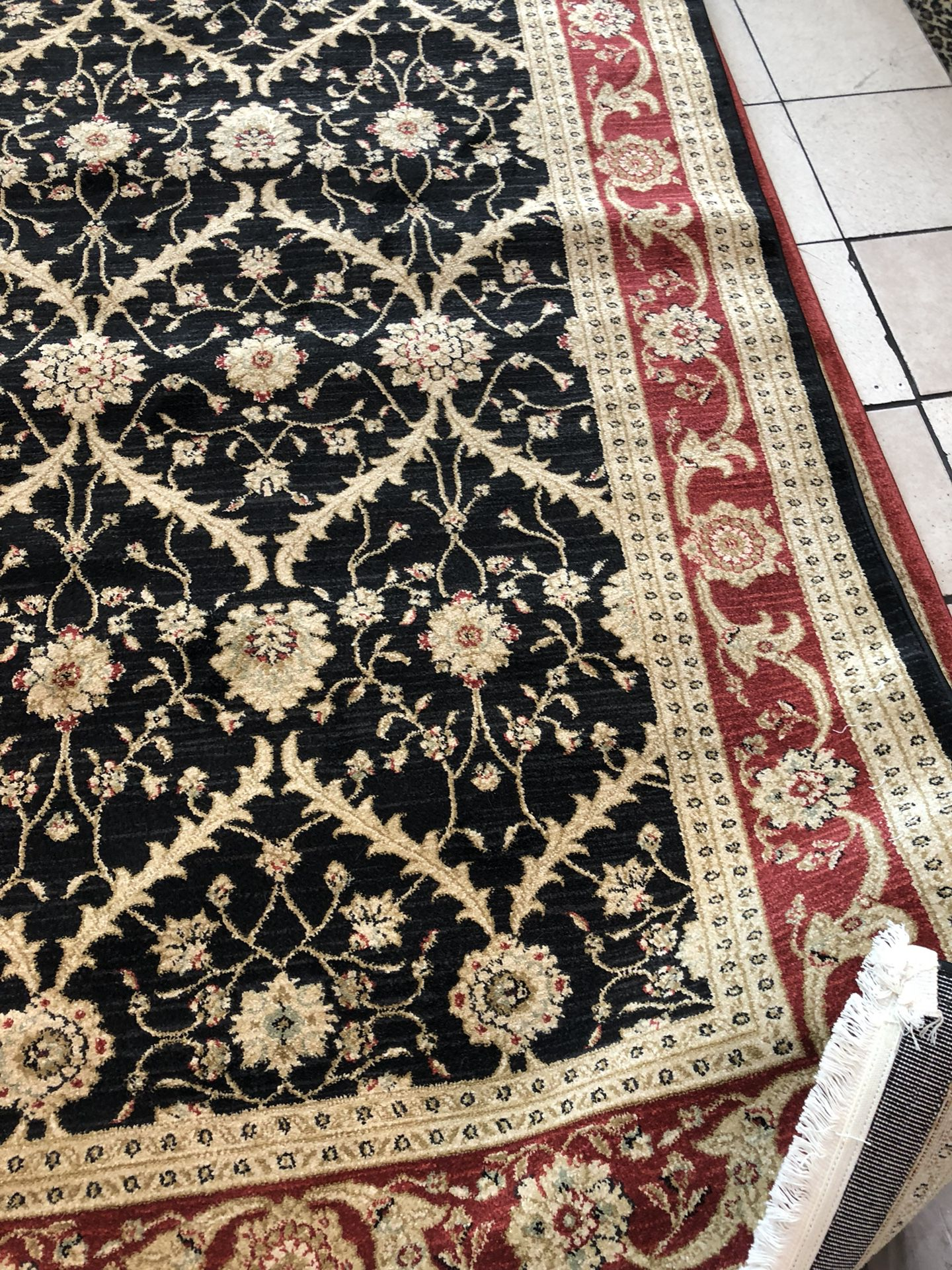 nice brand new tree of life persian rug design 5x8