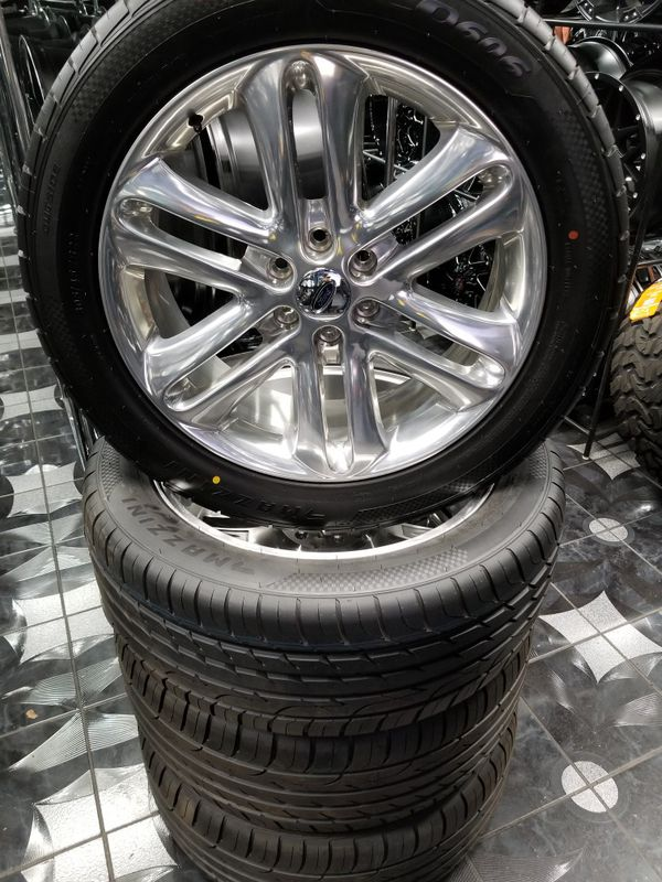 22 Ford F150 Limited Wheels And Tires For Sale In Los Angeles Ca