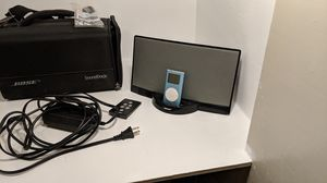 Bose sound doc w case and extras for Sale in Atlanta, GA
