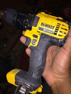 Cordless Drill Driver🤟🏾😎 for Sale in Alexandria, VA