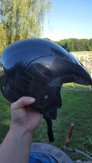 Motorcycle helmet, medium for Sale in Powhatan, VA