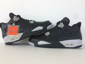 e93772953aa5c2 Jordan 4 IV Oreo Size 10 DS Bred Concord Space Jam Yeezy for Sale in  Palmdale