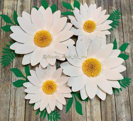 Flores de papel/paper flowers Thumbnail