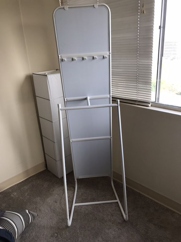 KNAPPER Floor mirror, white (Furniture) in Columbia, SC - OfferUp