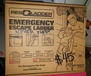 Emergency Escape Ladder for Sale in Washington, DC