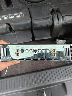 Car Amp Thumbnail