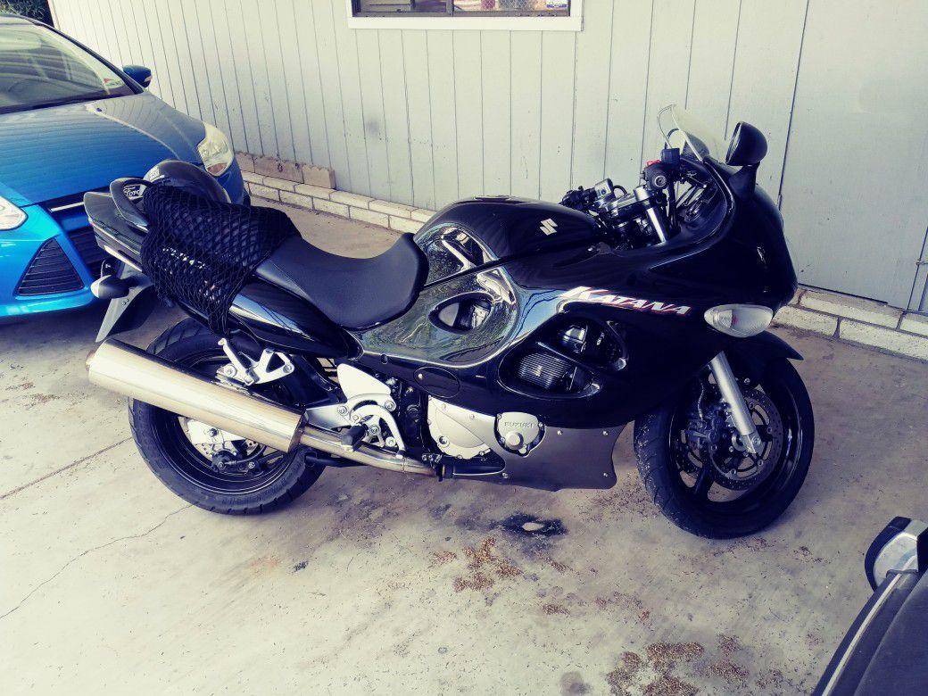 Photo 2006 Suzuki , Katana 750... $$2500. Takes..or Trade