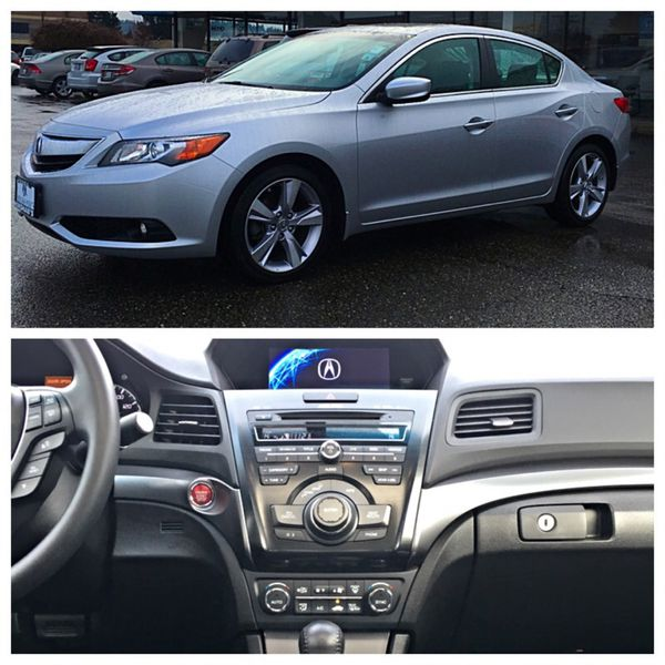 2013 Acura ILX W/ Tech Pkg *SUPER CLEAN! GREAT PRICE!! For