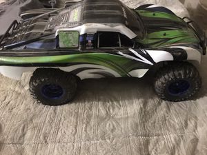 Photo Rtr Traxxas slash 2wd brushed runs very good has some upgrades
