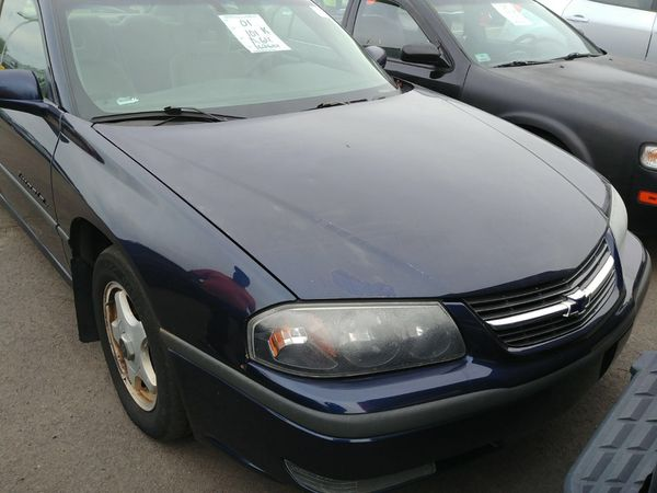 2001 Chevy Impala Ls 101k Miles Clean Le Cars Trucks In Brooklyn Ny Offerup