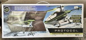 Protocol Predator SB 3.5 Remote Helicopter *EXCELLENT* for Sale in Salt Lake City, UT