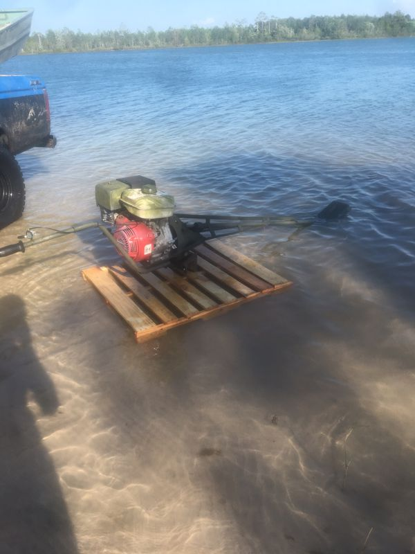 Go Devil long tail mud motor for Sale in Orlando, FL - OfferUp