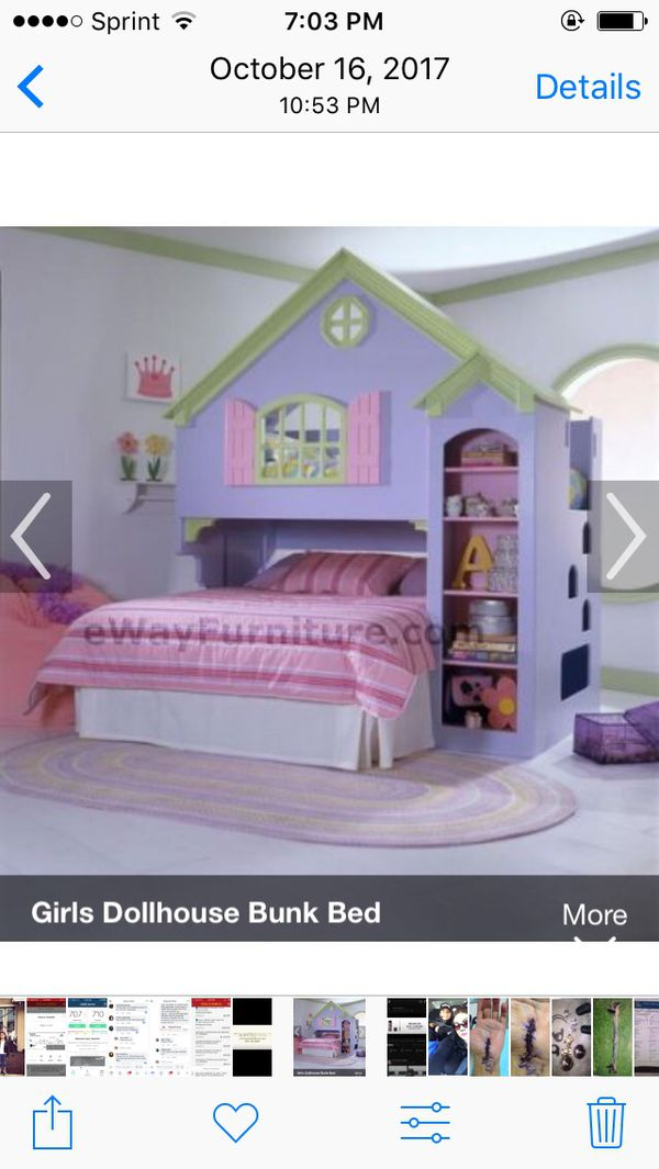 Bunk Bed Playhouse For Sale In Victorville Ca Offerup