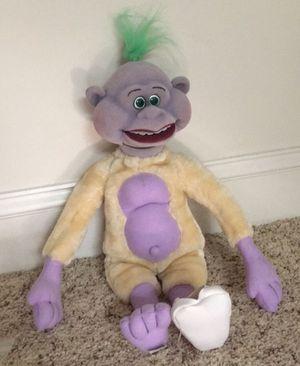 Jeff Dunham talking doll peanut for Sale in Fairfax, VA