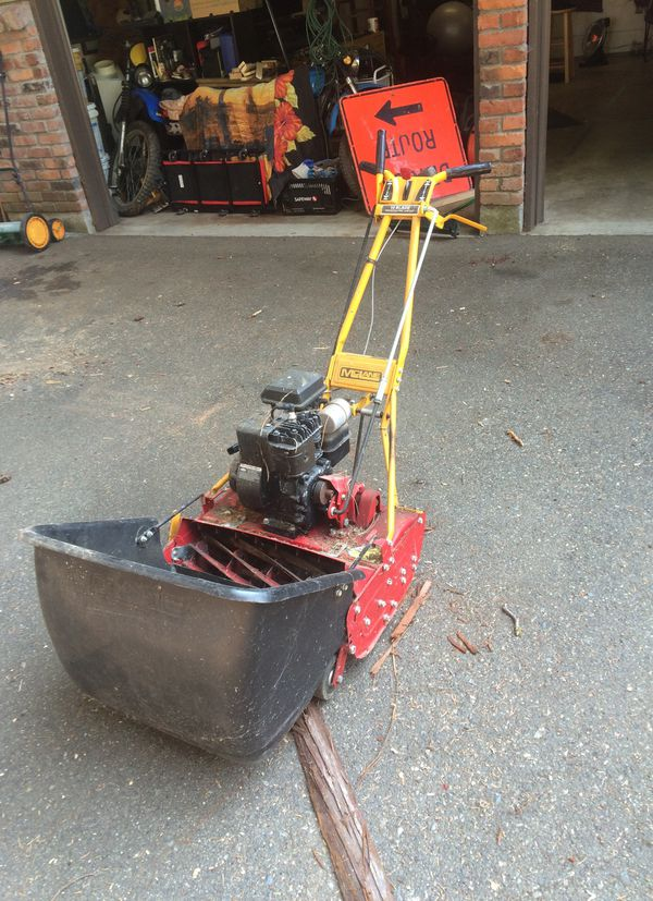 Old lawn mower  Briggs and Stratton 10 blade 3 5 hp for Sale in Lake  Stevens, WA - OfferUp