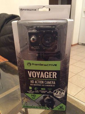 Go Pro type Hd waterproof camera 🎥 for Sale in Chicago, IL