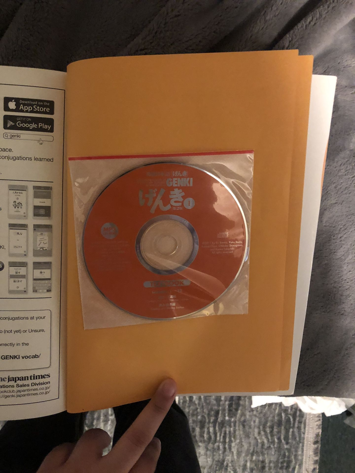 Genki Second Edition
