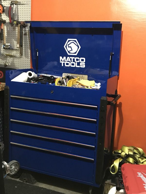 Matco tool box 2017 for Sale in Stamford, CT - OfferUp