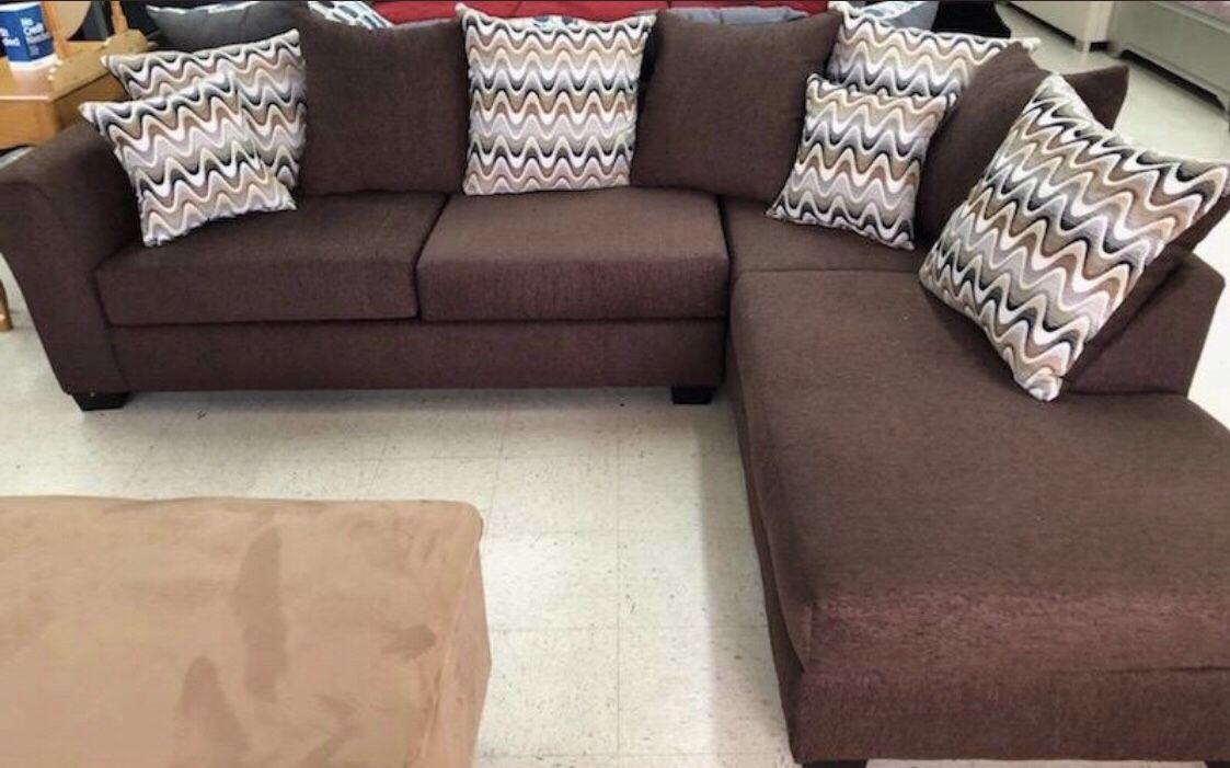 Brand New Sectional $20 down