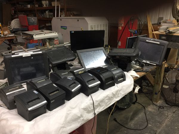 Used POS equipment make me an offer for Sale in ...