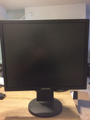 Samsung computer monitor for Sale in Los Angeles, CA