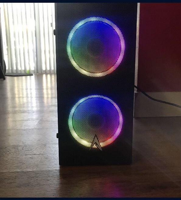 Light ALLIED gaming pc