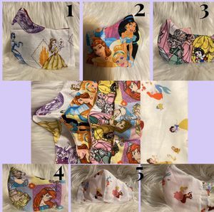 Photo Disney Princess Mask for Her Reversible (Adult)