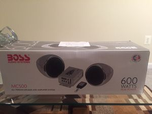Boss audio system for Sale in Washington, DC