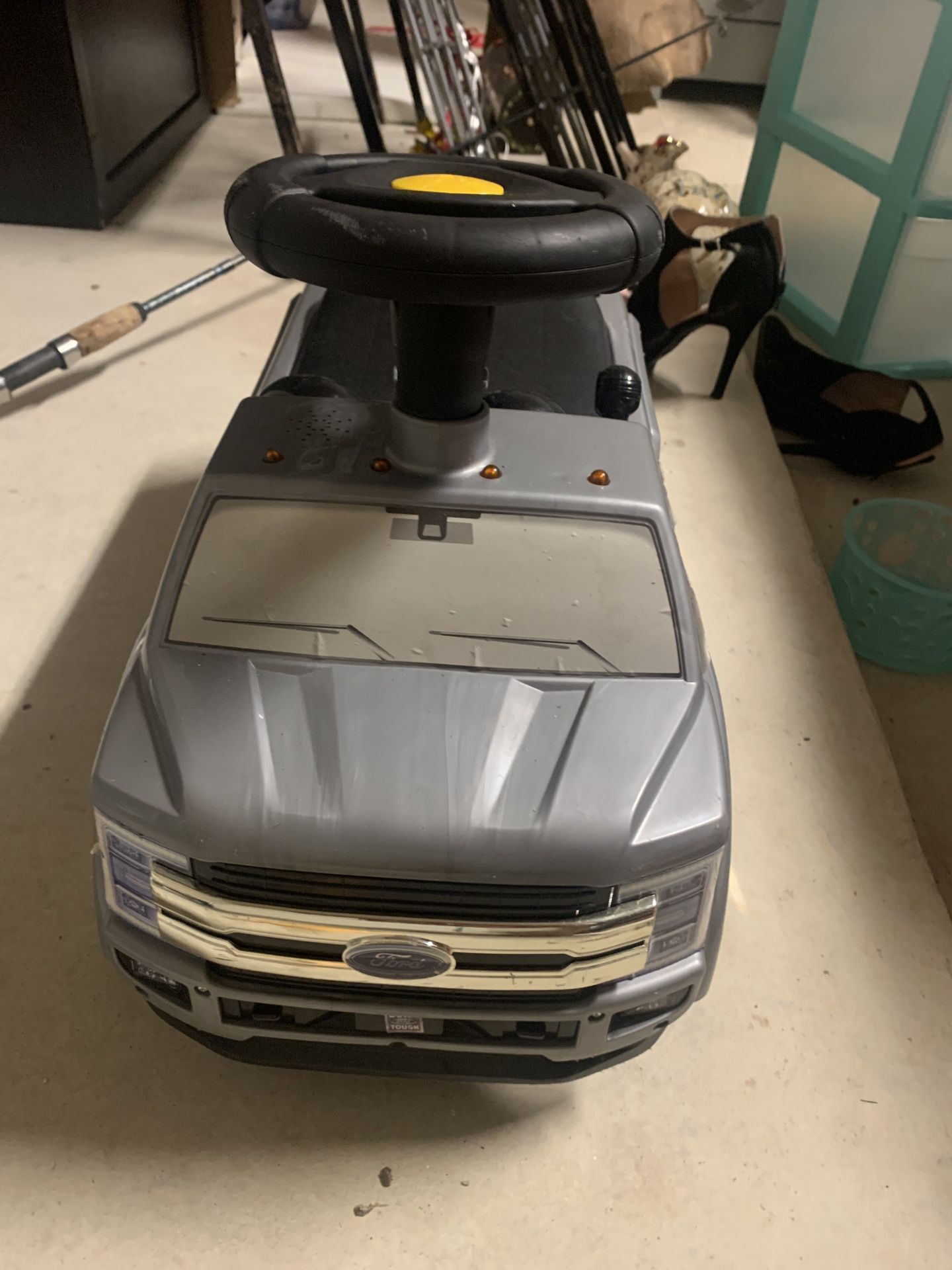 Toddler Truck
